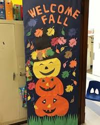 Image Halloween People Also Love These Ideas Photo Fall Classroom Door Crafty Morning Pin By Mckenzie Mccoskey On Teaching Classroom Door Classroom