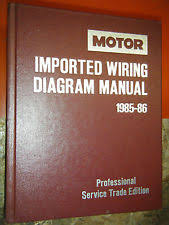 wiring diagram jaguar 1985 86 motor s imported wiring diagram manual acura bmw jaguar merkur porsche