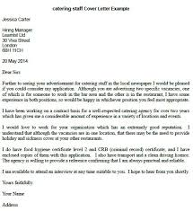 Ideas Collection Cover Letter Sample For Kitchen Manager Sample