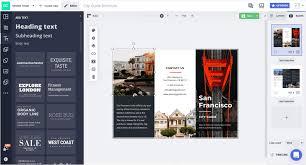 Create Leaflet Online Free Online Leaflet Maker Free Leaflet Design Tool
