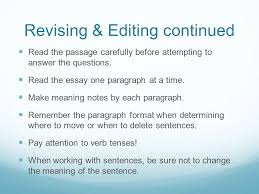 Writing Good Multiple Choice Test Questions   Center for Teaching     SlideShare Definition of essay questions