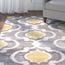 image of grey contemporary rug small