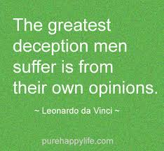 Quotes About Self Deception 40 Quotes Awesome Deception Quotes