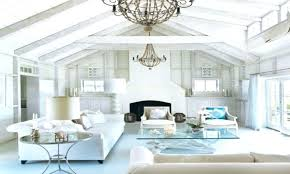beachy style furniture. Beach Style Living Rooms Transitional Themed Room With White Furniture . Beachy