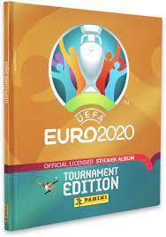 Panini UEFA EURO 2020™ Tournament Edition - Offizielle Stickerkollektion -  Box (100 Tüten): Amazon.de: Spielzeug