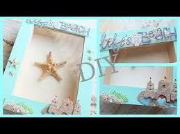 diy room apartment decor framed starfish beach themed