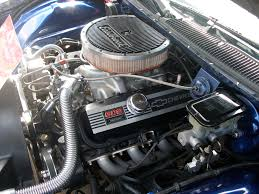 chevrolet big block engine