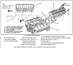 4th Gen LT1 F-Body Tech Aids-Drawings & Exploded Views