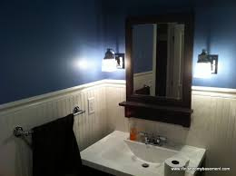 basement bathroom ideas pictures. Finish Basement Bathroom Endearing Of Design Ideas Amp 3 Things I Wish I39d Done Pictures