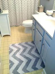 yellow bathroom rugs rug and gray popular of grey runner bath jcpenney