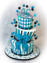 Sweet 16 Birthday Cakes For Boys Healthy Food Galerry