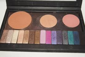 the ofra cosmetics pro palette features eyeshadow