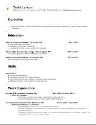 How Do I Write An Objective For A Resume Resume Letter Directory