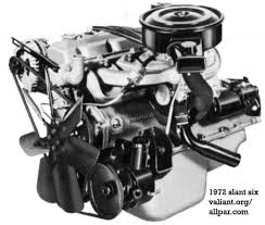 1972 dodge dart demon and swinger cars in detail slant six