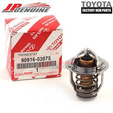 Genuine OEM Toyota Engine Coolant Thermostat 9091603075 4runner ...