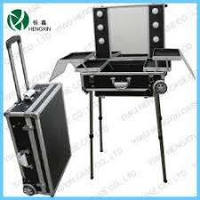 makeup station with lightirror jinhua hengxin case bag