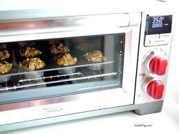 a casserole backing inside of wolf convection oven countertop gourmet cbg100sc wolf gourmet oven x countertop