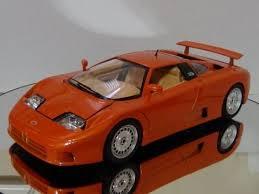 Kovový model auta 1 : Bugatti Eb110 Scale 1 18 By Bburago Youtube