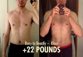 The Skinny Guys Guide To Body Fat Percentage Bony To Beastly