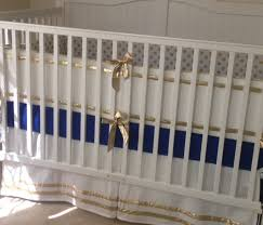 gorgeous stunning white crib bed set with anchor crib bedding and dazzling laminate floor