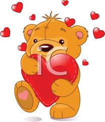 bear hug clipart. bear hug clipart