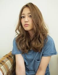 ゆるふわロングかきあげ前髪 Yu 91 ヘアカタログ髪型ヘア
