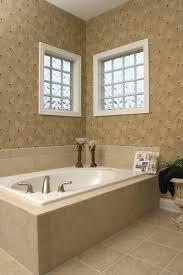 glass block bathroom replacement window
