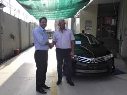 we have bought two cars from toyota sure and i will remend it to everyone courtesy and service was excellent but most impressive was the honesty with