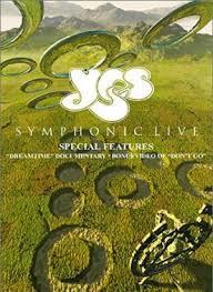 <b>YES Symphonic Live</b> (DVD) reviews