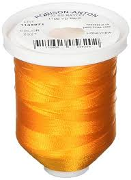 Robison Anton Color Chart Robison Anton Rayon Super Strength Thread 1100 Yard Honeydew