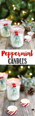 Best 25 Christmas Candles Ideas On Pinterest Christmas Candle