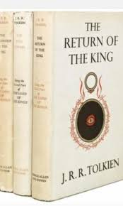 the lord of the rings hardback editions my eternal love to the person that kind find these for me