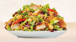 Jack In The Box Calories Chart The Best Fast Food Salads According To Nutritionists