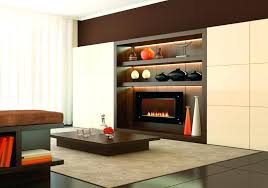 modern electric fireplace pictures black polished wooden platform beds small