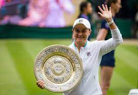 Barty claims Wimbledon title with three ...