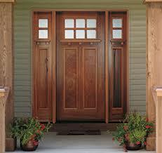 wood front doorsWood Front Doors  Pella