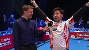 naoyuki oi gives bizarre second interview at world pool masters naoyuki oi gave his second bizarre interview at the world pool masters