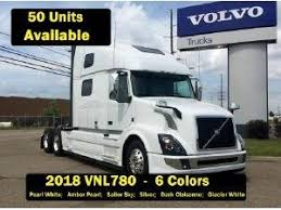 2018 volvo 780 for sale. simple 780 2018 volvo vnl64t780 conventional  sleeper truck canton oh 122716932  commercialtrucktradercom inside volvo 780 for sale e