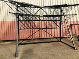 8 x 5 6 x 4 double tier rug stand