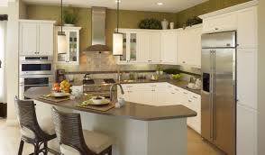 White Transitional Kitchens Custom Cabinet Portfolio Graber Cabinets