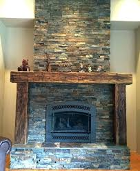 barnwood fireplace surround light stained reclaimed for fireplace