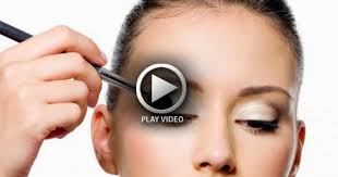 how to apply makeup step by step video