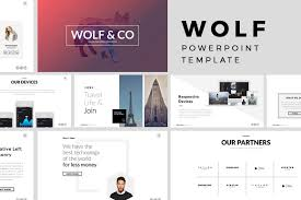 powerpoint them 17 minimalist powerpoint templates for clean simple presentations