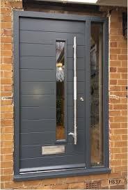 grey front doorBest 25 External doors ideas on Pinterest  Grey front doors