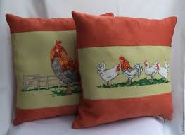 pillow gifts. christmas gift pillow with a rooster, symbol of the year new 2017 gifts n