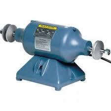 bench buffing machine. baldor 1/3 hp 6\ bench buffing machine