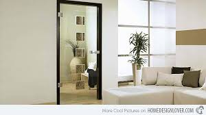 interior clear glass door. Unique Interior Clear Glass Door With Image Bartels Exclusive Designer Doors An Elegant Frameless O