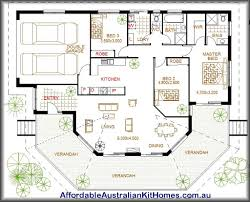 beautiful australian home plans 13 large house with two garage layout