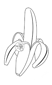 Small Picture banana tree coloring page Archives Best Coloring Page