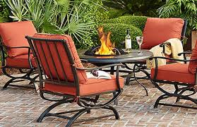 Create & Customize Your Patio Furniture Redwood Valley Collection